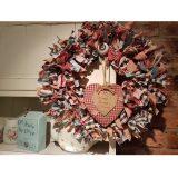 Christmas Rag Wreath Making Workshop – Saturday 28th November 2020 10am until 12pm