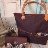 Waxed Cotton Zipped Tote Bag Workshop – Friday 21st August 2020 10am until 4pm